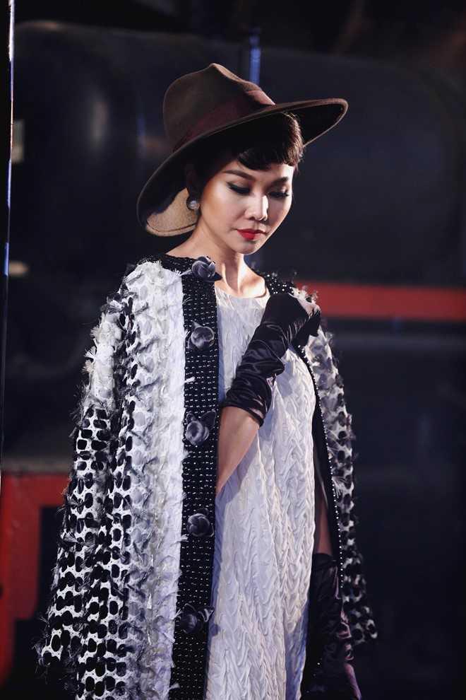 Sieu mau Thanh Hang: 'Toi tu choi loi moi lam giam khao The Face' hinh anh 1