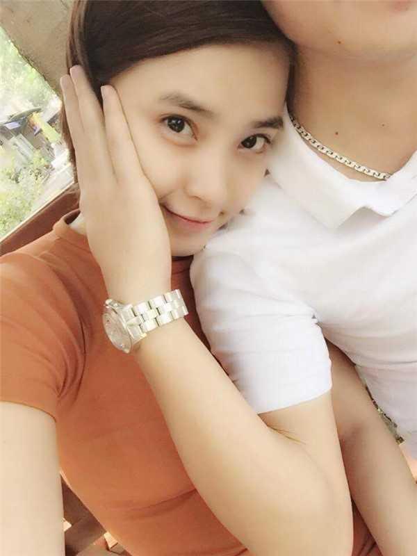 Hai Bang lan dau thua nhan dang yeu chong cu Diep Bao Ngoc hinh anh 1