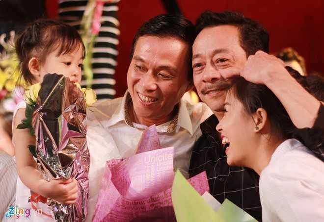 NSND Lan Huong truoc gio chia tay san khau: Toi khong co gi de hoi tiec hinh anh 2