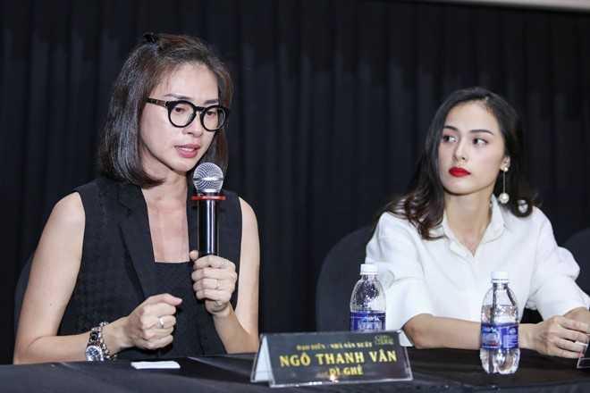 Ngo Thanh Van bat khoc thong bao 'Tam Cam' khong chieu tai CGV hinh anh 1