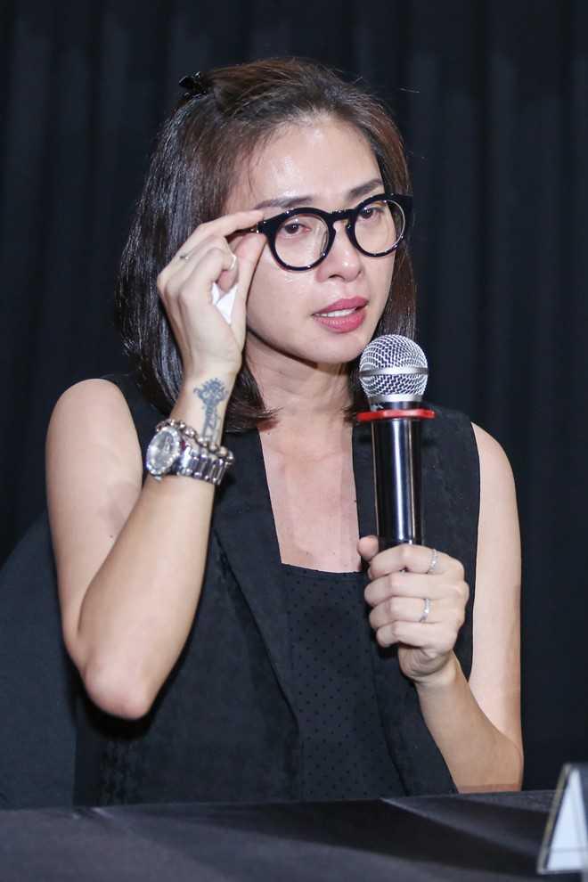 Ngo Thanh Van bat khoc thong bao 'Tam Cam' khong chieu tai CGV hinh anh 2