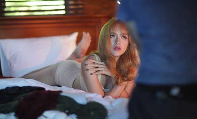 MV 90% canh nhay cam cua Huong Giang Idol bi Cuc Nghe thuat bieu dien 'so gay' hinh anh 1