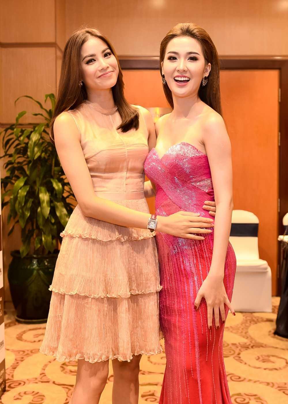 So Ngoc Loan ho henh vi qua goi cam, Pham Huong tan tinh chinh vay hinh anh 3