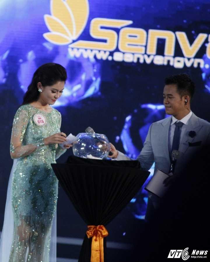 Do My Linh dang quang ngoi vi Hoa hau Viet Nam 2016 hinh anh 10