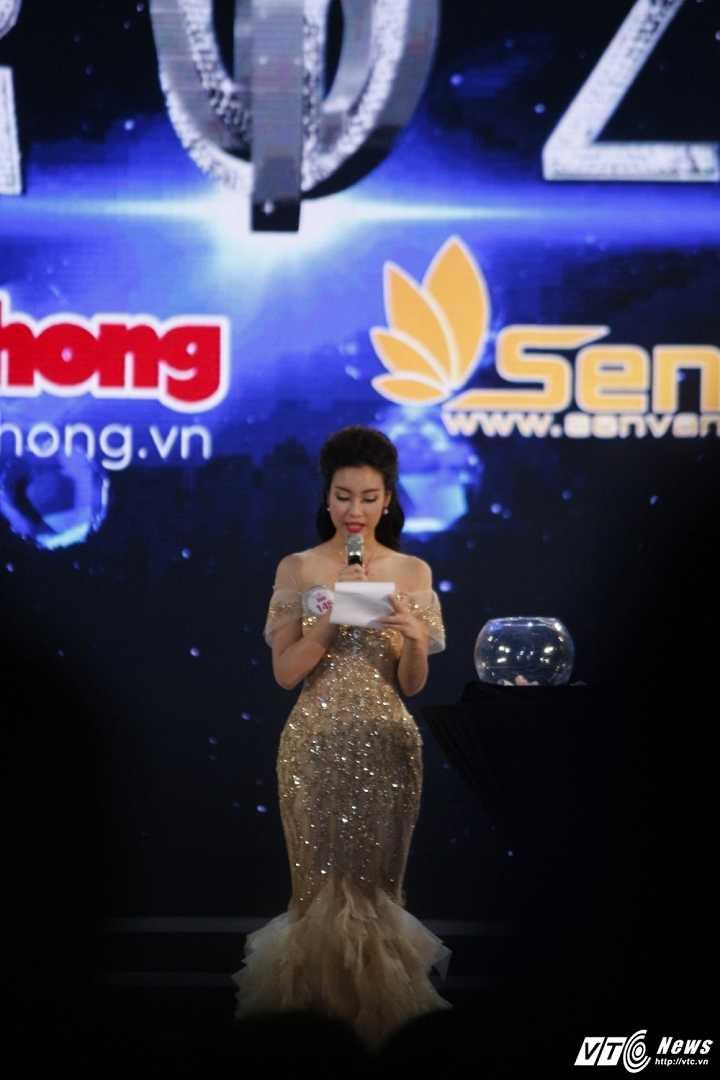 Do My Linh dang quang ngoi vi Hoa hau Viet Nam 2016 hinh anh 11