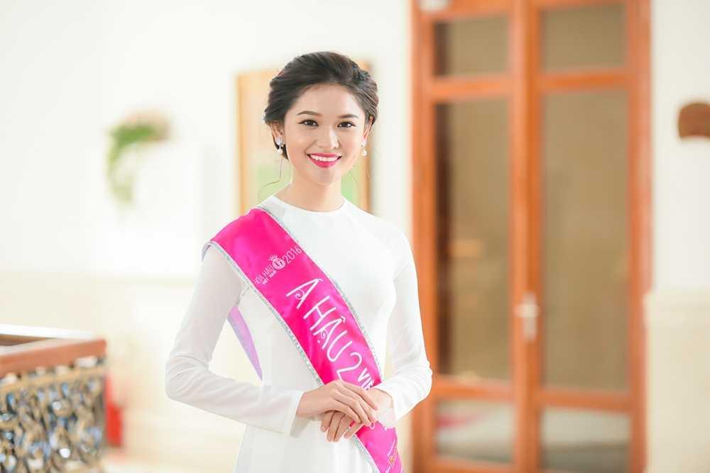 Tan Hoa hau va hai A hau Viet Nam 2016 duyen dang trong ta ao dai trang hinh anh 9