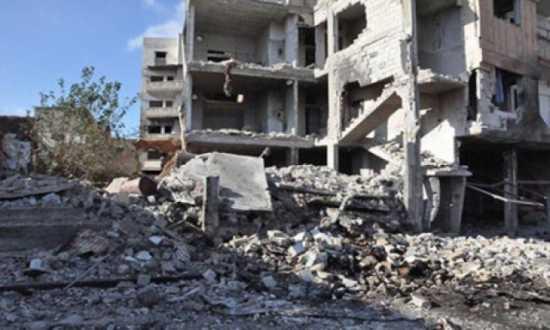 Danh bom dam mau lien tiep o Syria, hon 100 nguoi thuong vong hinh anh 1