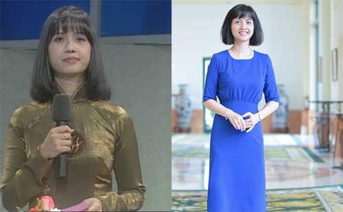 Doi tu 'bi an' cua MC Tung Chi - nguoi dan ba quyen luc nhat VTV3 hinh anh 1