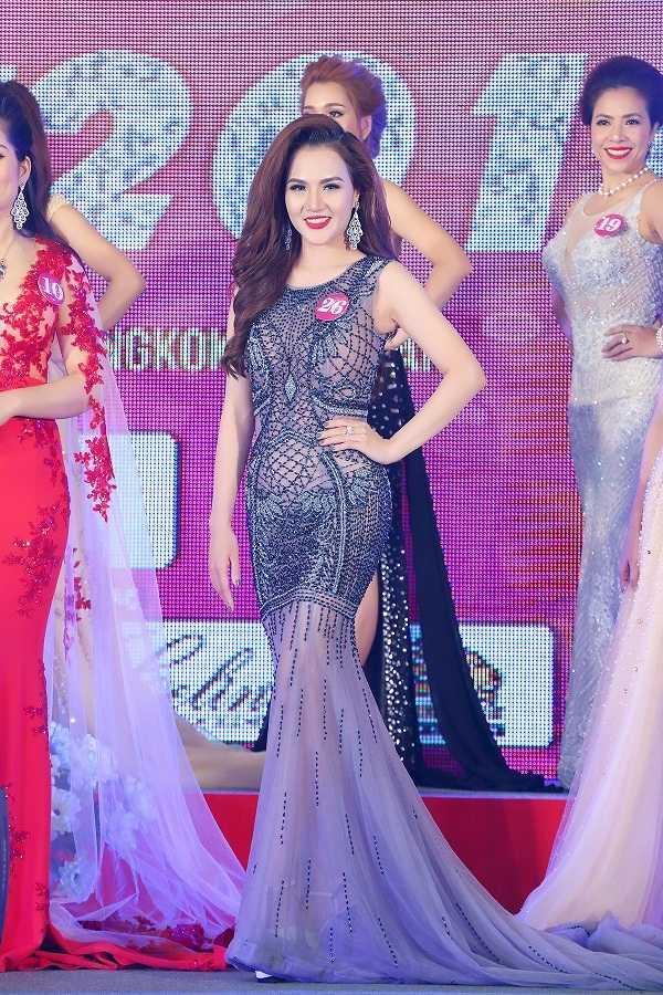 Ngoc Cham dang quang A hau 1 Doanh nhan the gioi nguoi Viet 2016 hinh anh 4
