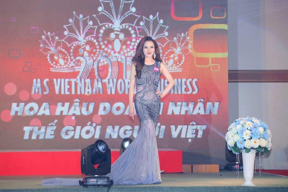Ngoc Cham dang quang A hau 1 Doanh nhan the gioi nguoi Viet 2016 hinh anh 5