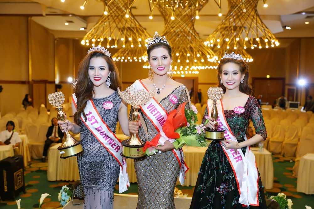 Ngoc Cham dang quang A hau 1 Doanh nhan the gioi nguoi Viet 2016 hinh anh 7