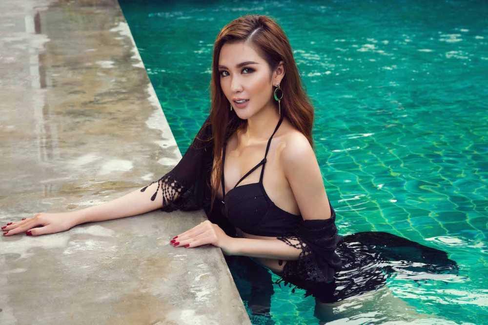 Ngoc Loan The Face goi cam ben Nam vuong the gioi hinh anh 5