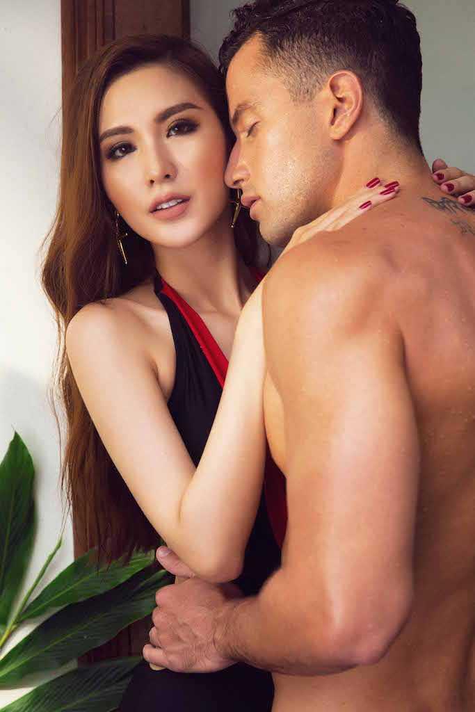Ngoc Loan The Face goi cam ben Nam vuong the gioi hinh anh 1