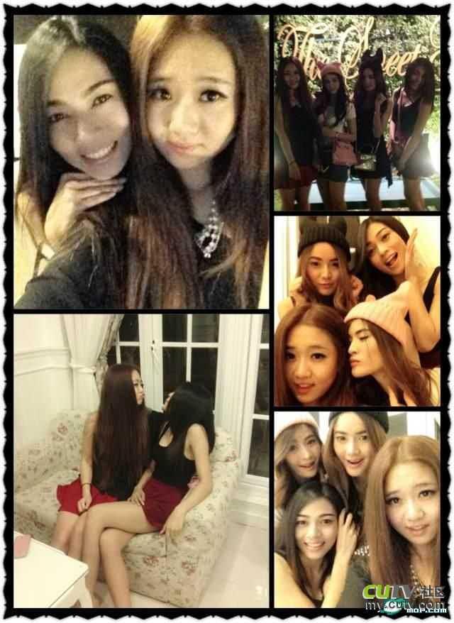 Bat ngo voi 4 co con gai 'sac nuoc huong troi' cua Ly Lien Kiet hinh anh 8
