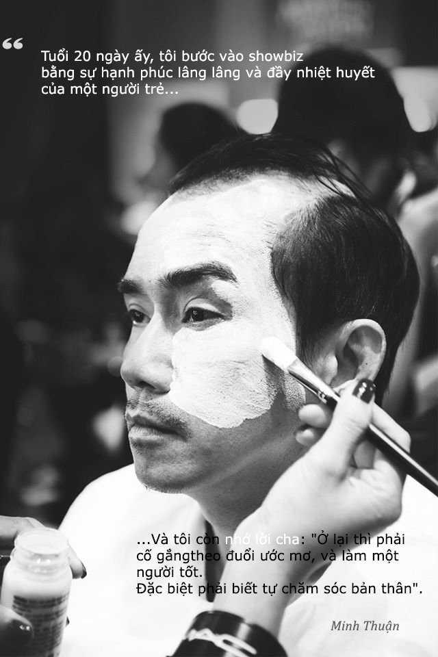 Cau noi cua Minh Thuan khien nhieu nguoi bat ngo hinh anh 11
