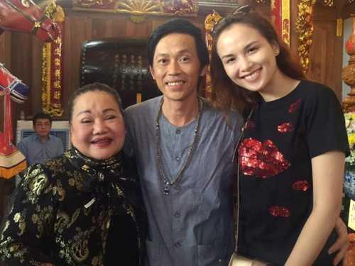 NSUT Hoai Linh: 'O ngoai doi thuc, toi rat co doc' hinh anh 2