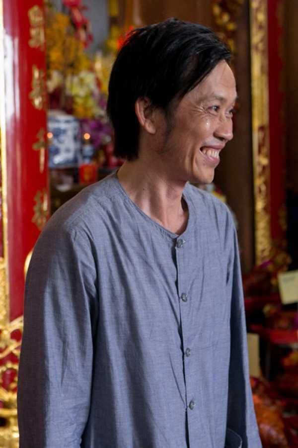 NSUT Hoai Linh: 'O ngoai doi thuc, toi rat co doc' hinh anh 1