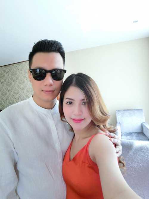 Ban gai Viet Anh 'Chay an' mang thai con trai hinh anh 2