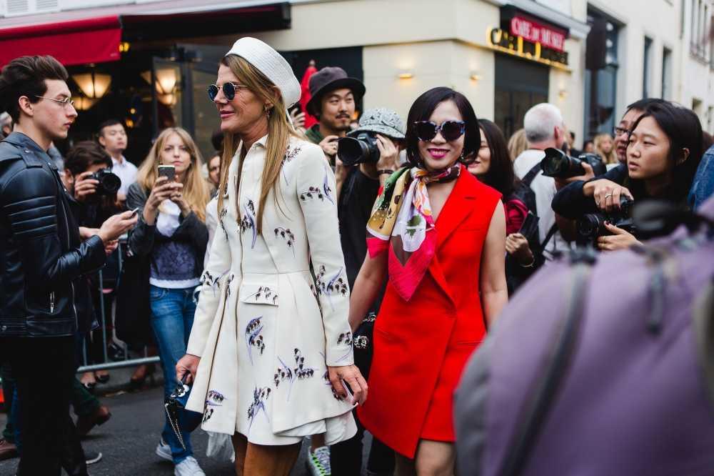 Tu Paris Fashion Show 2017: Ma luc cua thoi trang hinh anh 2
