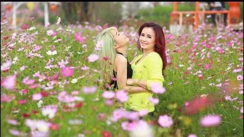 My nhan 'lang lo' nhat man anh Viet lay chong lan 4: Neu co thoi gian con to chuc dam cuoi to hon hinh anh 4