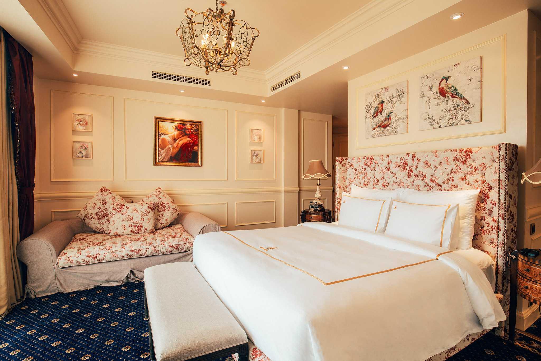 Can canh penthouse trieu USD theo phong cach hoang gia cua hoa hau Ha Kieu Anh hinh anh 8