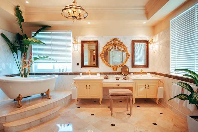 Can canh penthouse trieu USD theo phong cach hoang gia cua hoa hau Ha Kieu Anh hinh anh 9