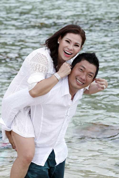 Dan Truong, Thanh Bui, Kinh Quoc: 3 sao nam ket hon voi 'nu dai gia' hinh anh 3