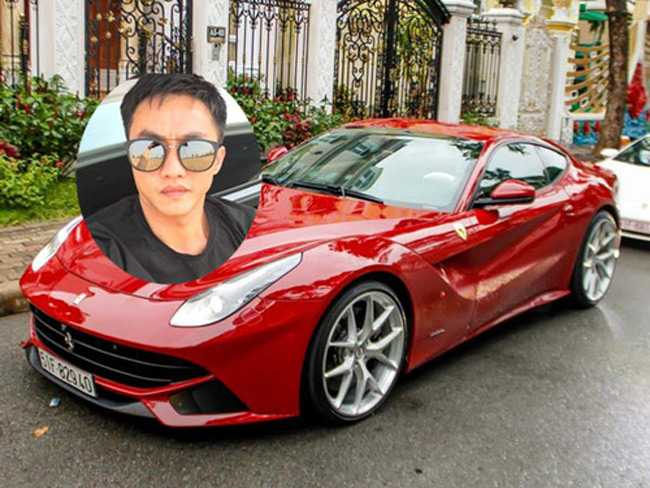 Hai my nhan tung duoc Cuong do la dua don bang sieu xe hinh anh 1