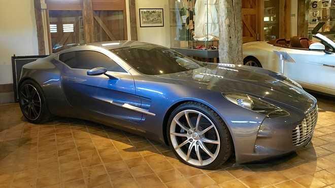 Kho bau 'bi mat' cua Aston Martin hinh anh 3