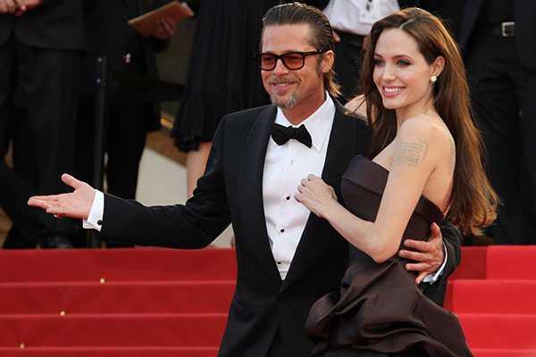Doi song tinh duc 'ky quai' cua Angelina Jolie va Brad Pitt hinh anh 1