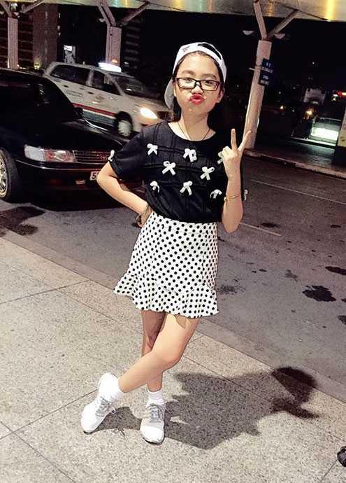 Bat ngo voi chi gai ruot cua Phuong My Chi hinh anh 7