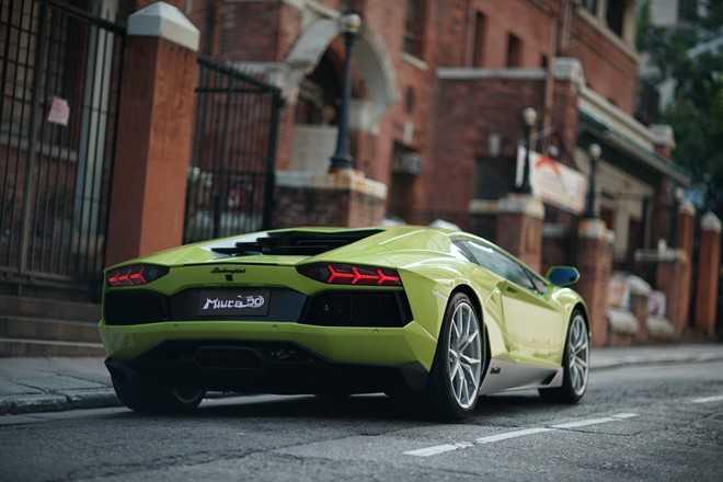 Lamborghini ra mat Aventador ban dac biet tri gia 23 ty dong hinh anh 6