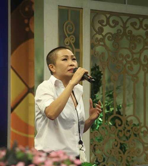 Cat dau troc, Phuong Thanh phai tron con hinh anh 1