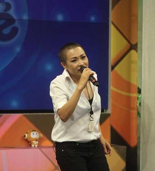 Cat dau troc, Phuong Thanh phai tron con hinh anh 3