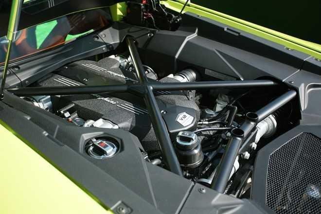 Lamborghini ra mat Aventador ban dac biet tri gia 23 ty dong hinh anh 9