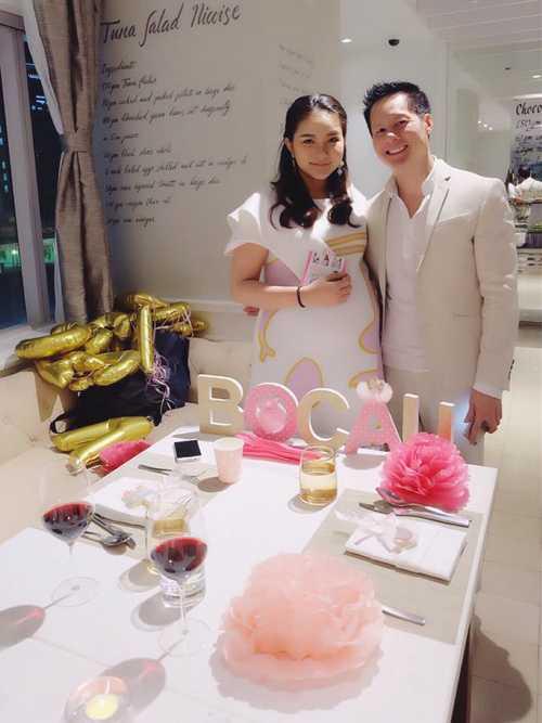 Phan Nhu Thao sinh con gai cho dai gia Duc An hinh anh 1
