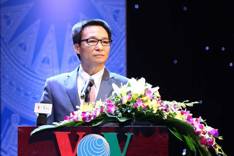 Pho Thu tuong Vu Duc Dam: 'Gin giu tieng Viet la trach nhiem cua moi nguoi Viet Nam' hinh anh 1