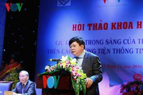 Pho Thu tuong Vu Duc Dam: 'Gin giu tieng Viet la trach nhiem cua moi nguoi Viet Nam' hinh anh 2