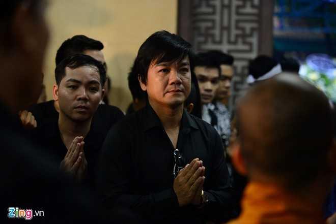 NSND Kim Cuong, Vu Linh bat khoc tien sau nu Ut Bach Lan hinh anh 5
