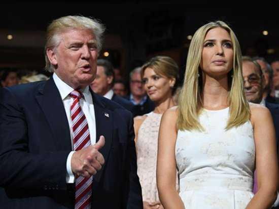 Chan dung con gai xinh nhu hoa hau duoc Donald Trump cung chieu hinh anh 9