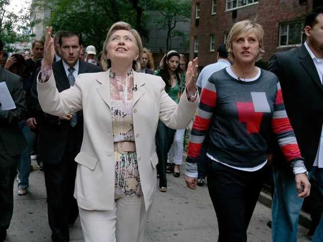 Sao Hollywood tuyet vong, khong muon song truoc that bai cua ba Clinton hinh anh 13