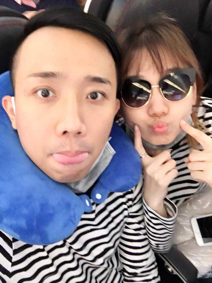 "Tran Thanh va Hari Won bi fan boc me tinh tu ""lam mau"" hinh anh 4"