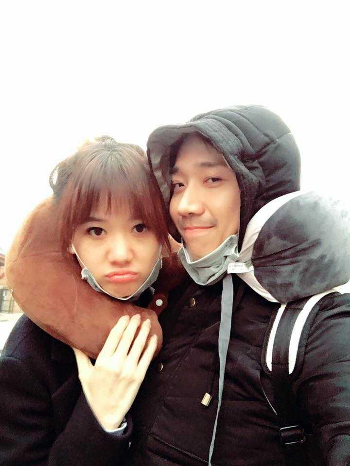 "Tran Thanh va Hari Won bi fan boc me tinh tu ""lam mau"" hinh anh 2"