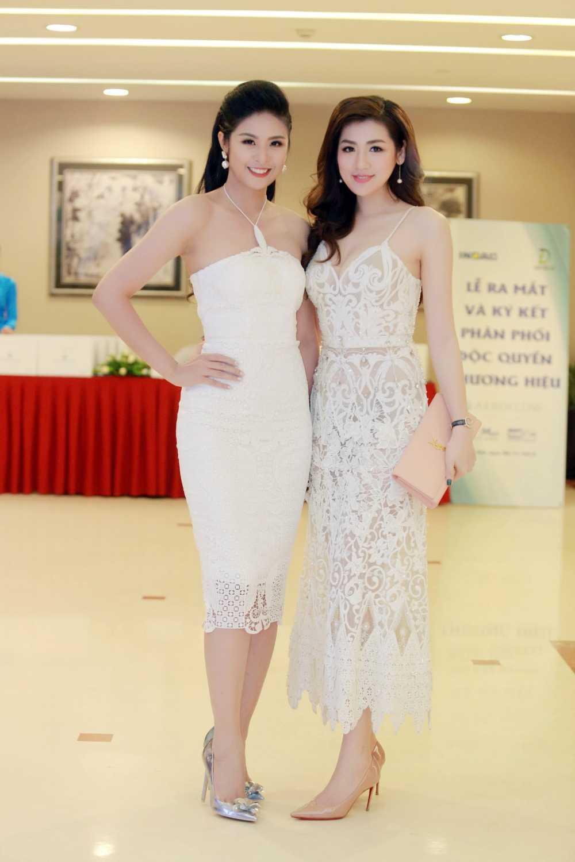 Manh Truong, La Thanh Huyen, Hong Dang, Tu Anh, Ngoc Han hoi ngo trong su kien hinh anh 7