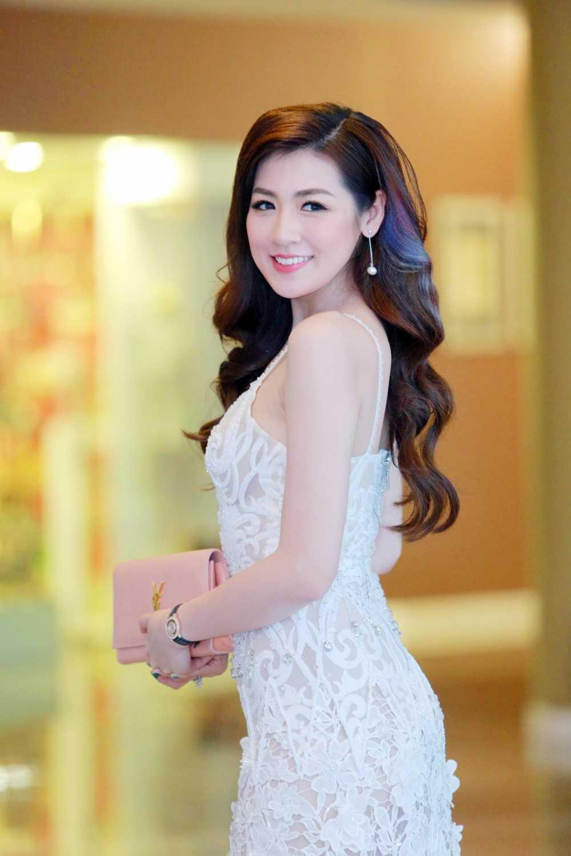 Manh Truong, La Thanh Huyen, Hong Dang, Tu Anh, Ngoc Han hoi ngo trong su kien hinh anh 3