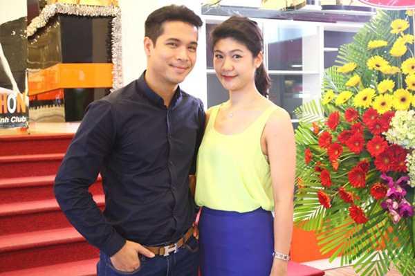 Truong The Vinh thua nhan da chia tay ban gai co truong A321 dau tien cua Viet Nam hinh anh 1