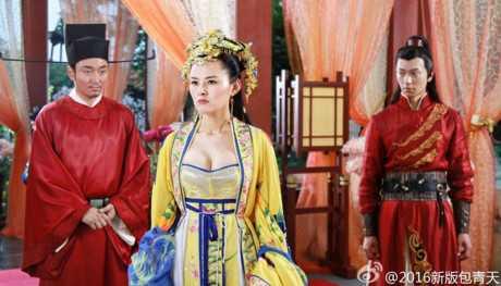 'Choang' voi my nhan ho bao nhat phim Bao Thanh Thien 2016 hinh anh 2