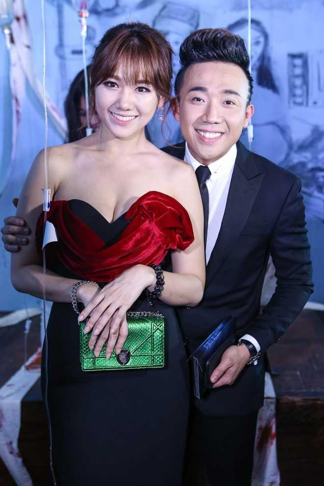 Hari Won va Tran Thanh se lam dam cuoi ngay 25/12 hinh anh 2