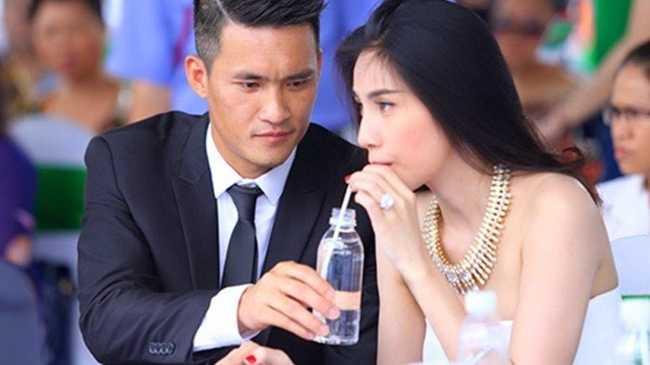 Anh 'chup len' tiet lo moi quan he doi thuc cua Thuy Tien - Cong Vinh hinh anh 21