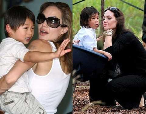 Me ruot Pax Thien muon doi lai con tu Angelina Jolie? hinh anh 2